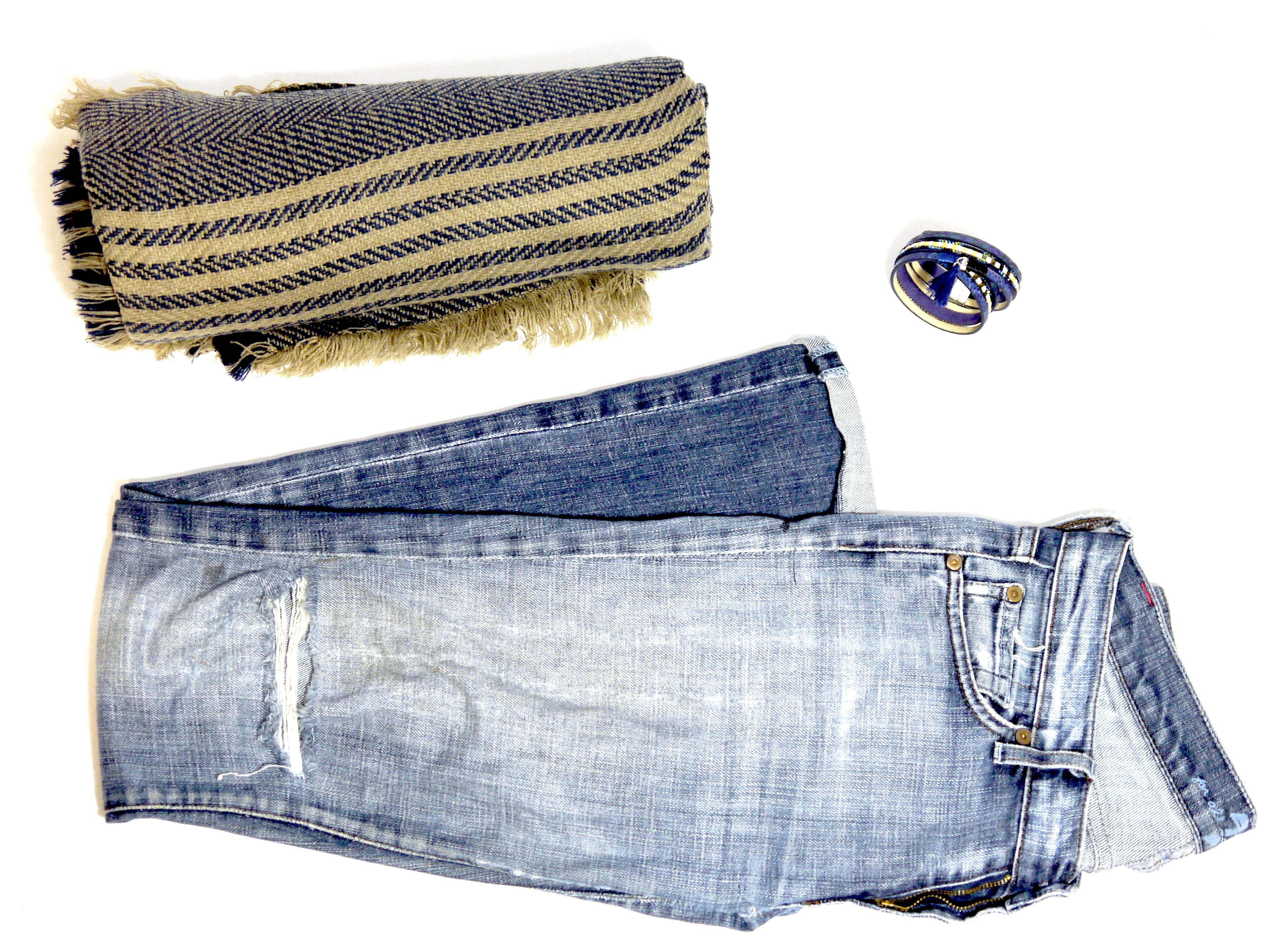 """Für euch getestet: Jeans """"waschen"""" in der Gefriertruhe"""