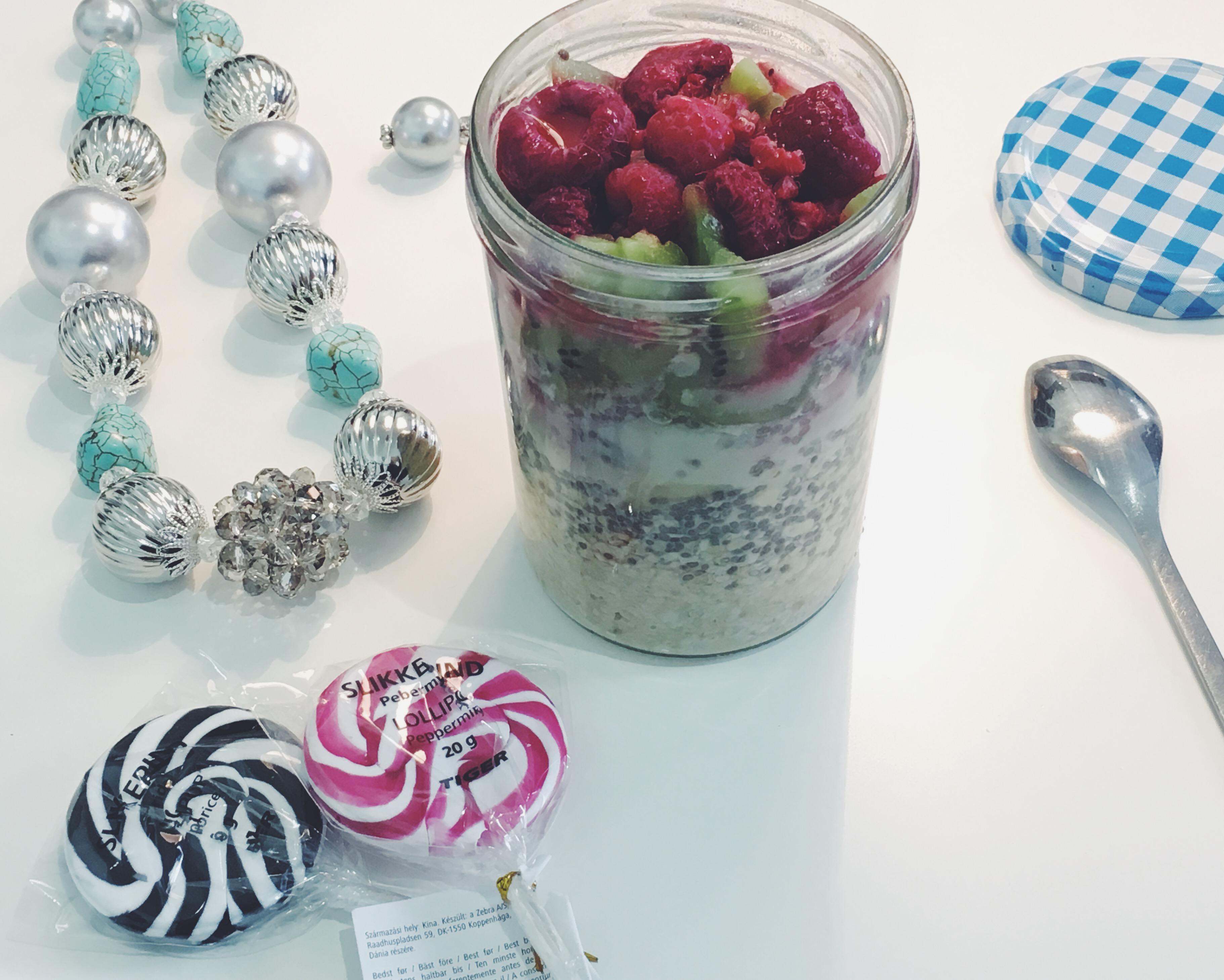 Gesunder und mega leckerer Snack für's Büro (oder Schule / Uni)