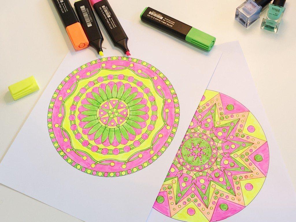 Trend Mandala