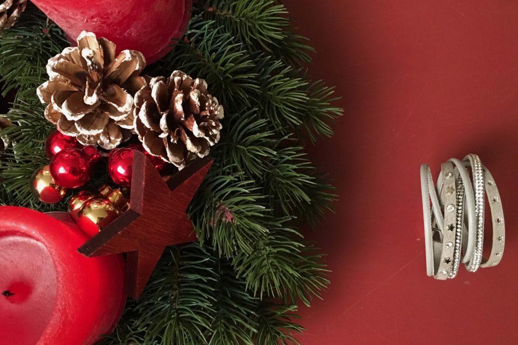 Armband als Weihnachtsgeschenk