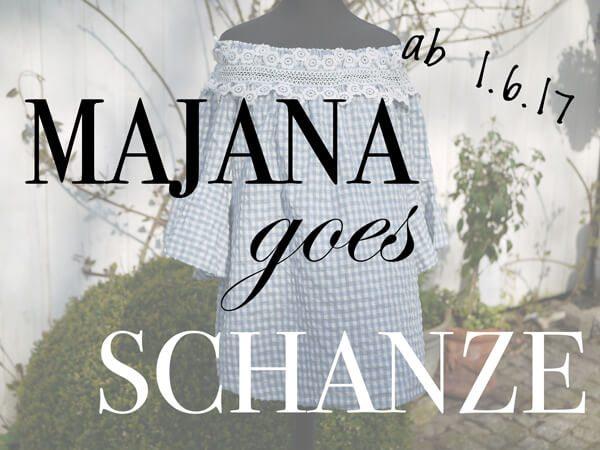 Majana goes Schanze