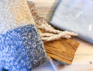 Majana Materialien und Stoffe
